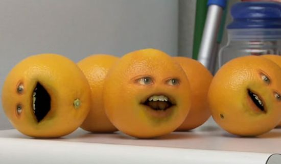 The Annoying Orange 5 More Annoying Oranges