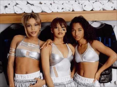 TLC-  Waterfalls Video