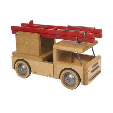 My Favorite Wooden Fire Truck
