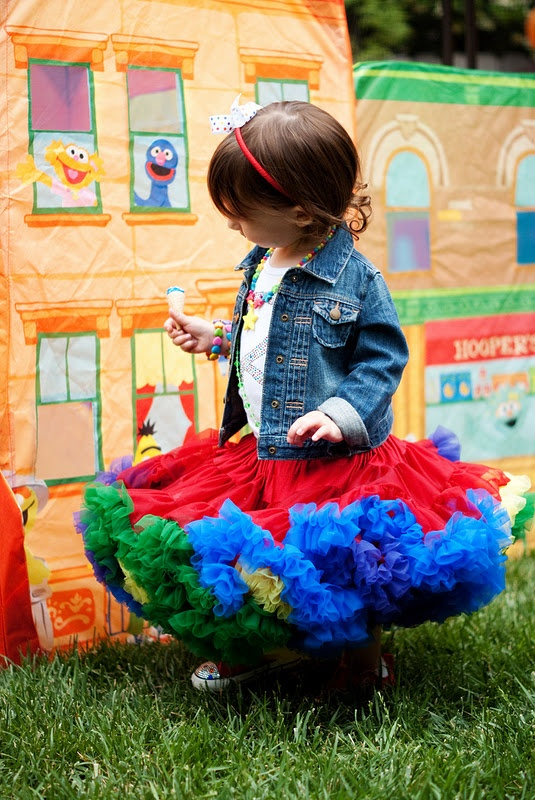Sesame Street 2nd Birthday Party - Party Ideas