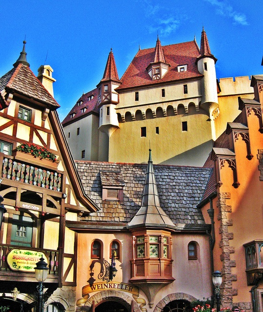 Germany in the World Showcase