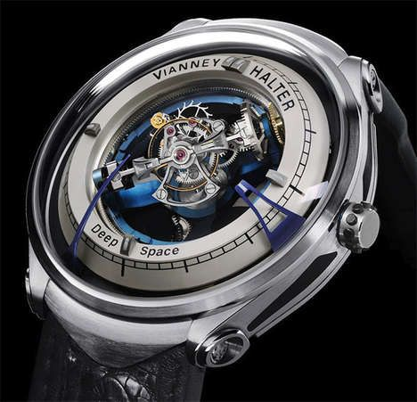 Universe-Inspired Watches