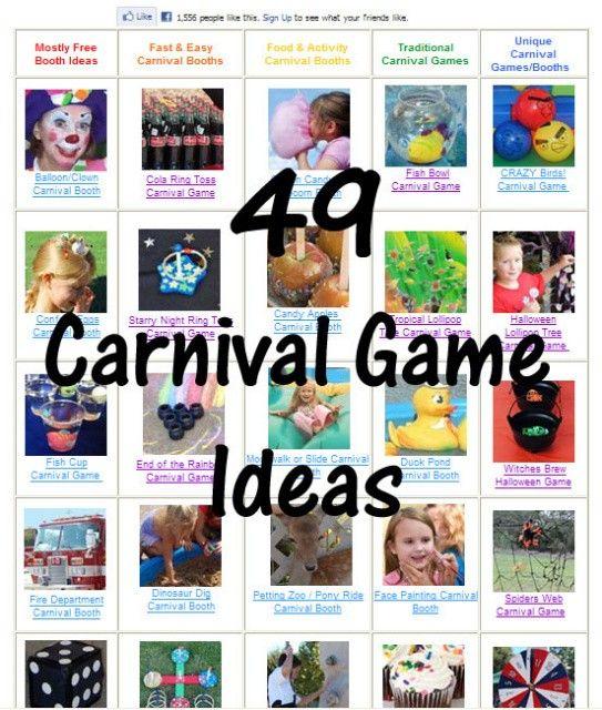 Carnival Savers - Carnival Game