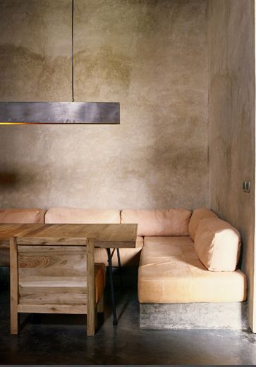 ? A lovely eating nook / #dining #interior #space
