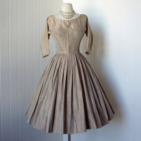 Another 1950's Retro dress... love it!