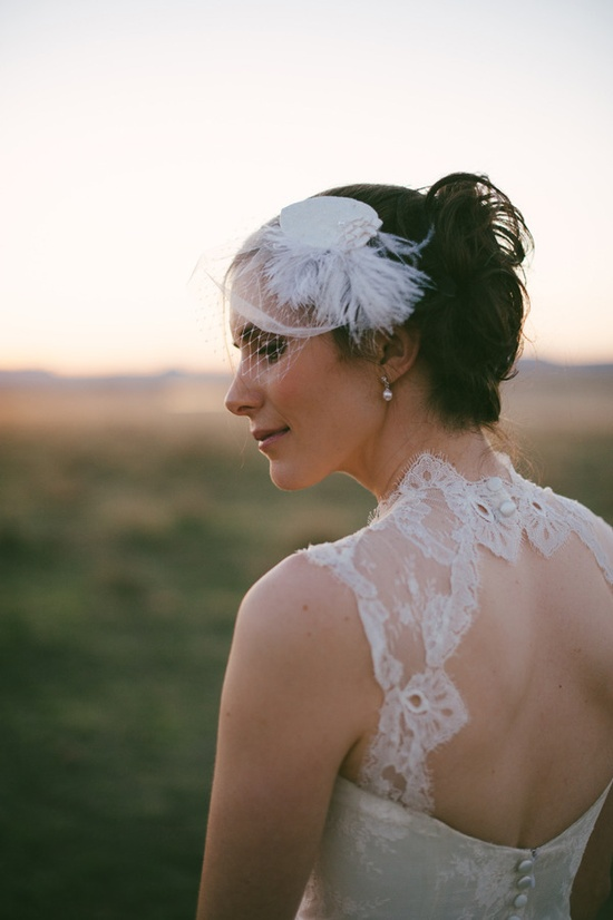 vintage inspired hair accessory  Photography By / dnaphotographers.com