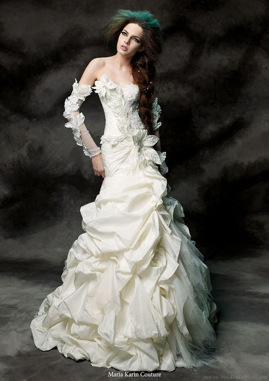 Maria Karin Couture 2011 Wedding Dress Collection
