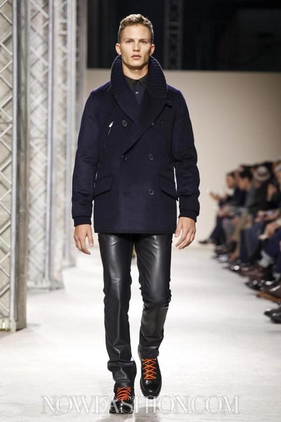 Hermes Menswear Fall Winter 2013 Paris