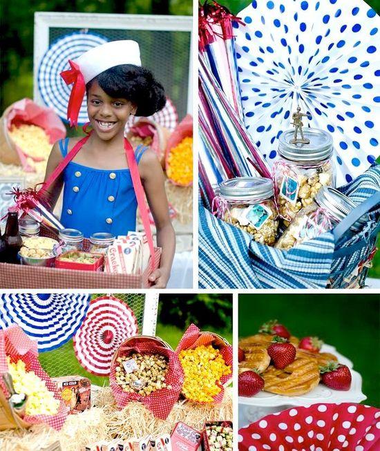 Cracker Jack Birthday Party with LOTS of FUN Ideas via Kara's Party Ideas
