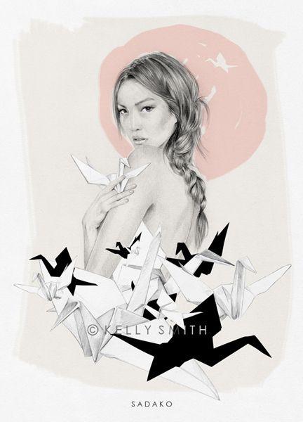 Favorite artist: Kelly Smith