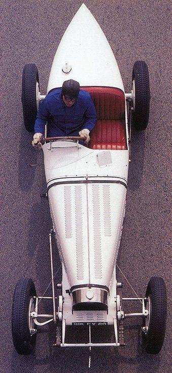 Bugatti Type 35T GP.