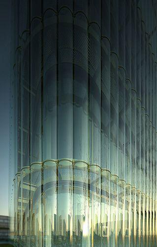 Rijkskantoor - Claus & Kaan Architecten  #architecture #art #photography