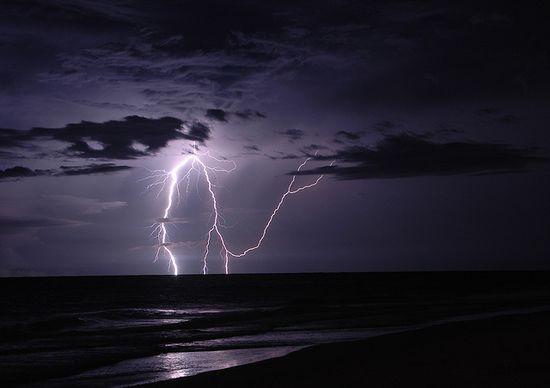 More Lightning by duane.schoon, via Flickr