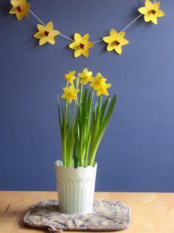 Spring Bunting