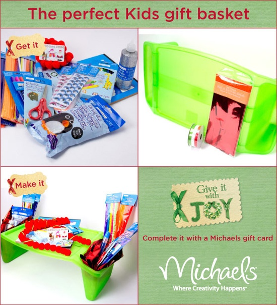 #Gift #Baskets #kids