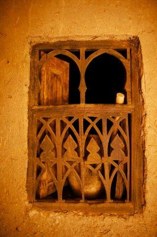 Medieval window !   Fenêtre artisanale Marocaine ...   Maroc
