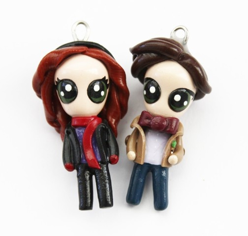 Doctor Who goes cute!