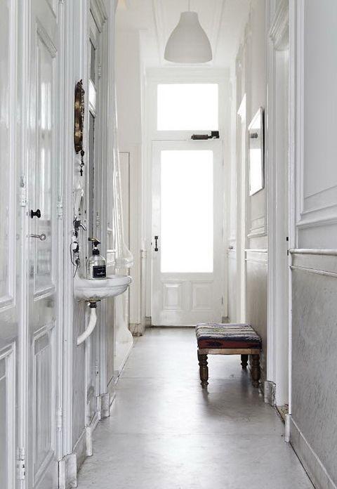 all white @}-,-;--