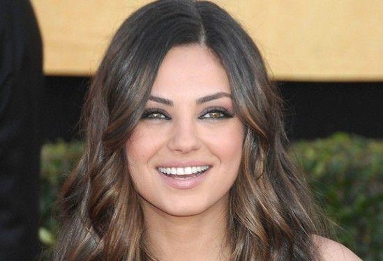 Beautiful brunette highlights!