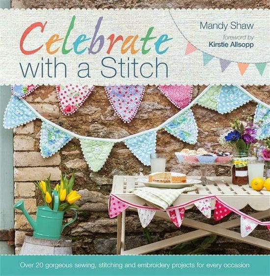 {Book Review} Celebrate With a Stitch