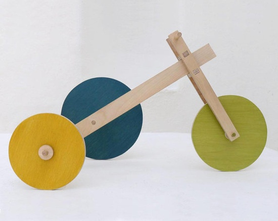 Wooden kids toy handmade by TheWanderingWorkshop