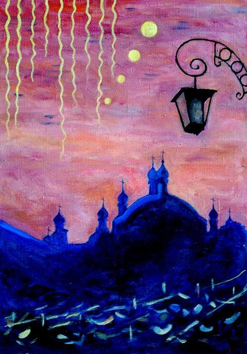 Dawn by SBGallery on Etsy, $170.00