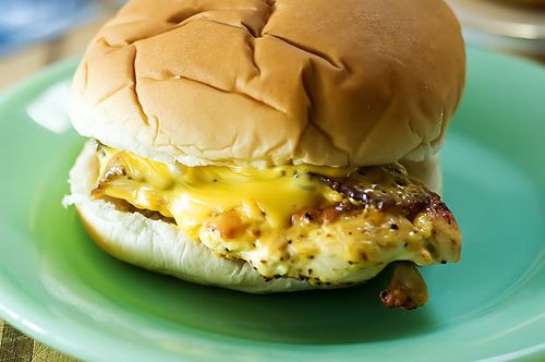 Grilled Chicken Sandwich -Pioneer Woman
