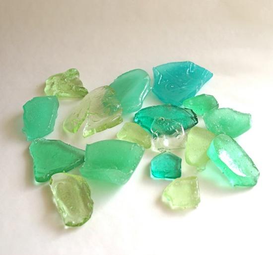 hard candy seaglass