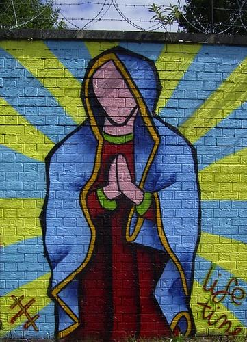 mary street art