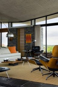 Simple And Functional In Modern Home Design:Highlands Modern Home Design Inexpensive Modern Home Design