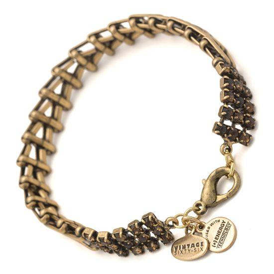 Flapper Bracelet