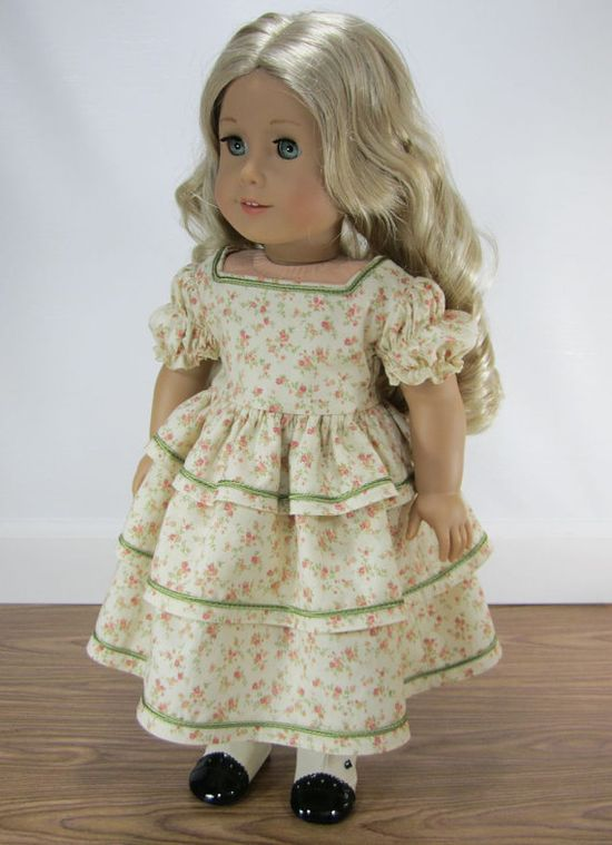 Precious! 18 Inch Doll Clothes for American Girl Dolls  by DollOutfitters, $35.00