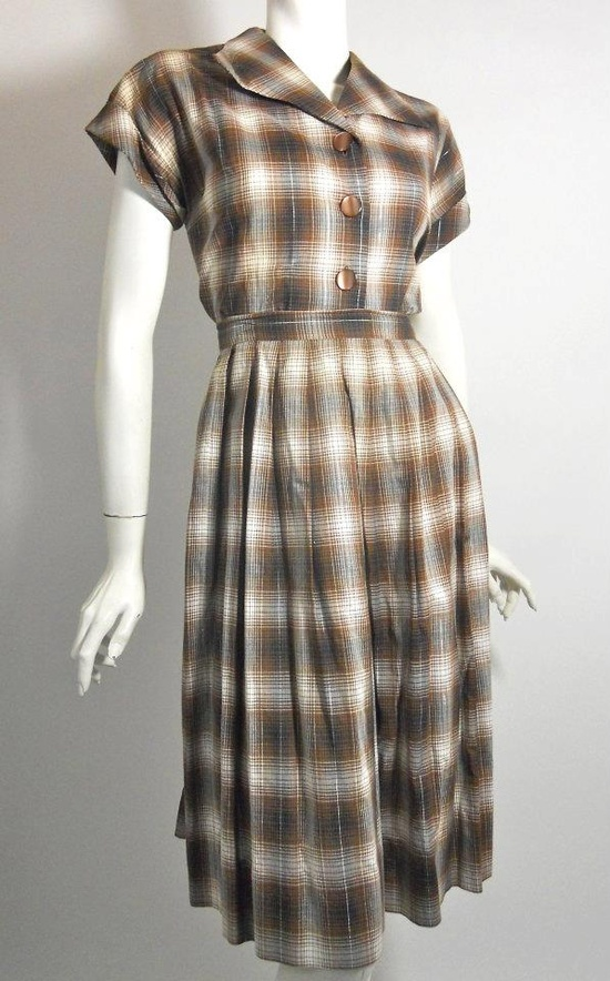 40s dress vintage dress