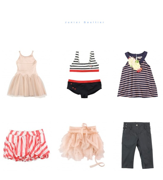 fashionable kids outfit