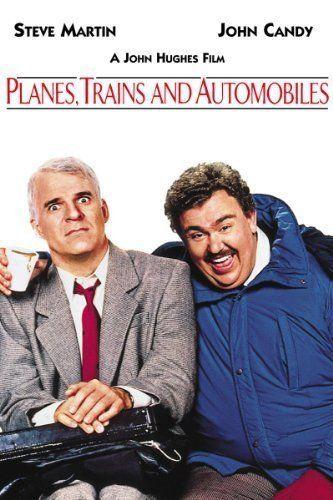 Planes, Trains & Automobiles (1987) Poster