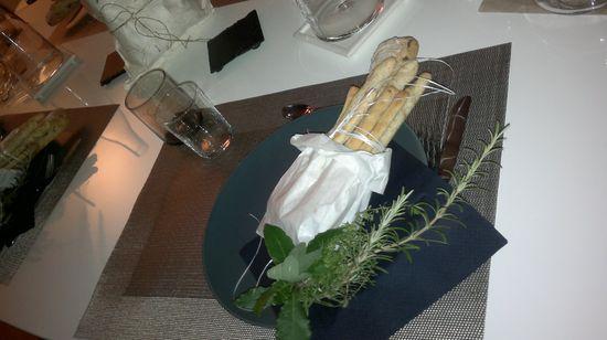...handmade bread