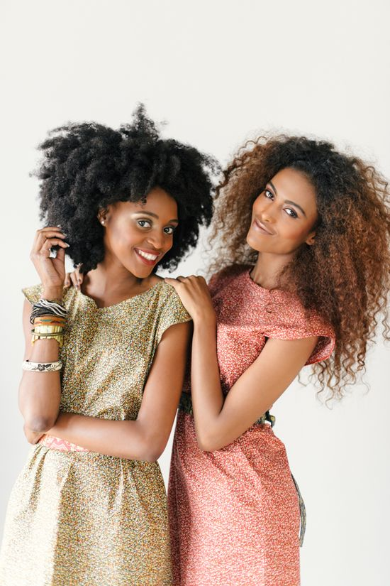 Multi texture and color #naturalhair fabulousness!
