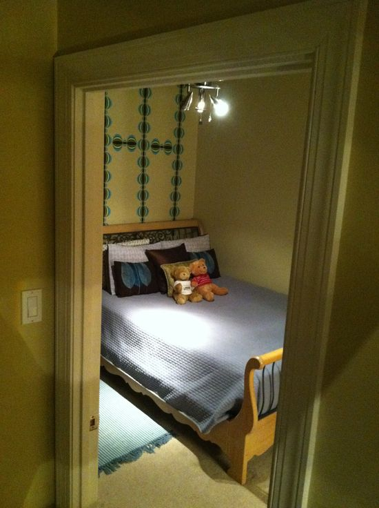 Kid inspired bedroom design