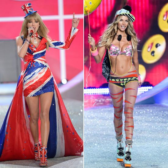 Was a Victoria's Secret model fired for her Taylor Swift diss? @Victoria's Secret