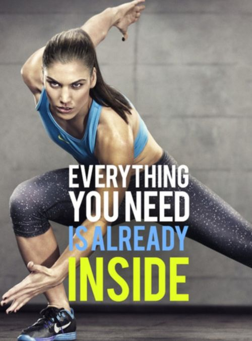 Fit Yes Skinny No! Workout motivation blog