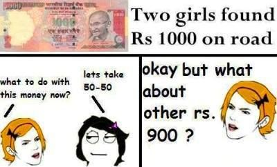 mind of girls