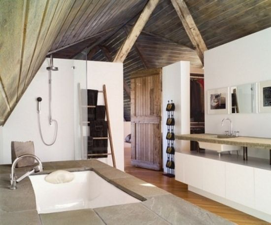 46 Bathroom Interior Designs Made In Rustic