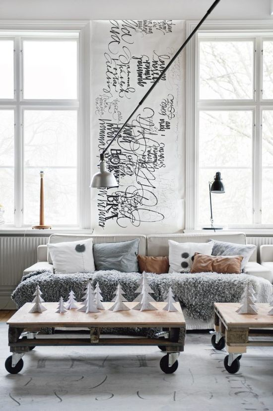 Ylva Skarp's home in Sweden by Lantliv magazine – Husligheter.se