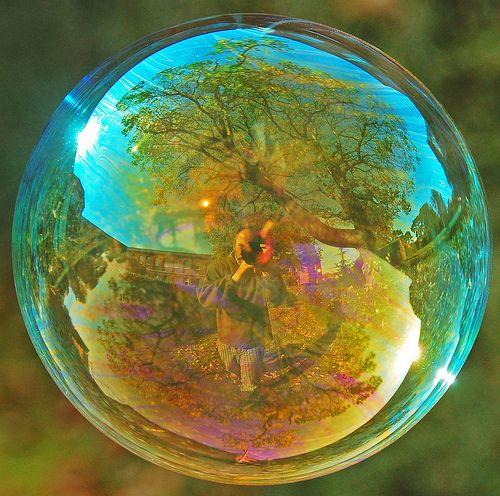 Soap Bubble by richard.heeks, via Flickr