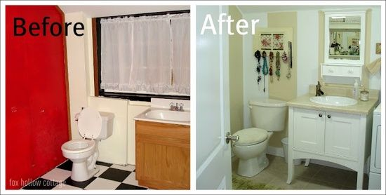 Bathroom Before and #bathroom interior design #bathroom decorating before and after #bathroom design #bathroom interior #bathroom decorating