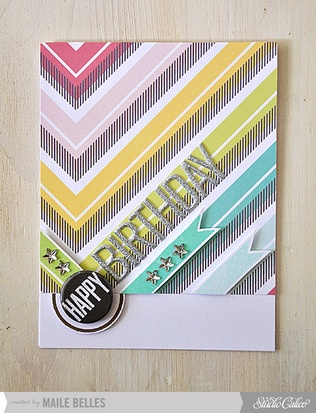 Happy Birthday Card by @Maile Belles