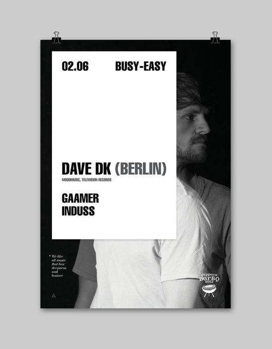 Busy-Easy-Dave-DK-Poster-A2 - 001