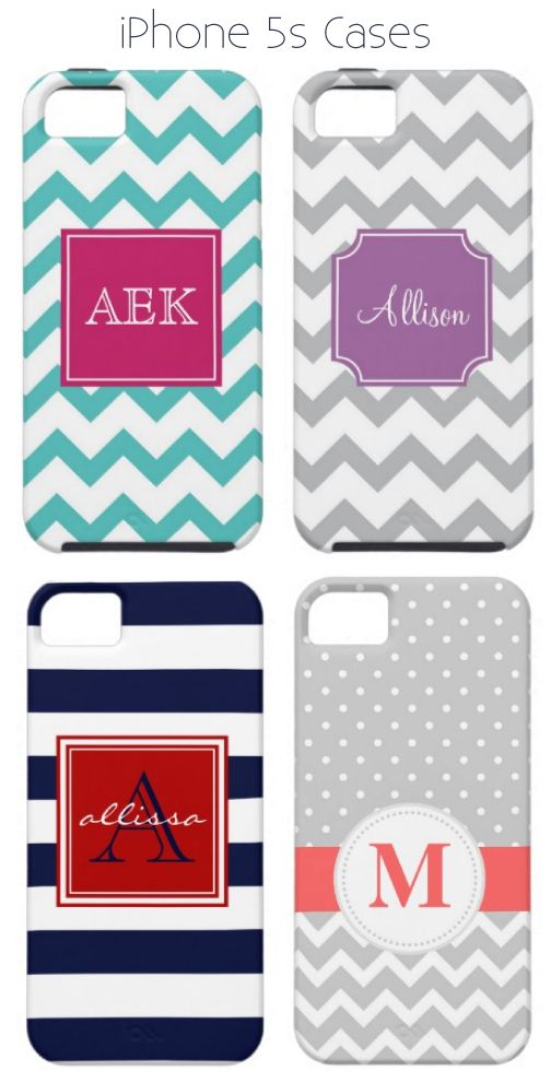 Pretty iPhone 5s Cases