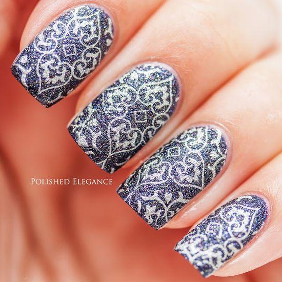 Polished Elegance #nail #nails #nailart