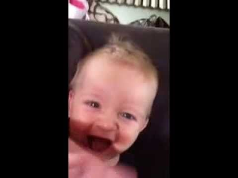 Funny baby Hi Ho HA Laughing Happy Babies Funny Video - movies.chitte.rs/...
